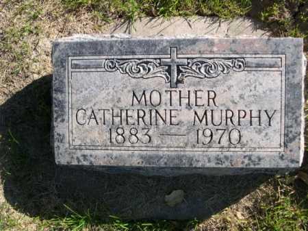 MURPHY, CATHERINE - Dawes County, Nebraska | CATHERINE MURPHY - Nebraska Gravestone Photos