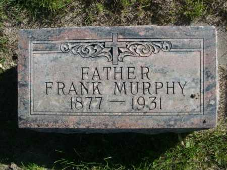 MURPHY, FRANK - Dawes County, Nebraska | FRANK MURPHY - Nebraska Gravestone Photos