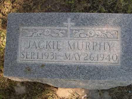 MURPHY, JACKIE - Dawes County, Nebraska | JACKIE MURPHY - Nebraska Gravestone Photos