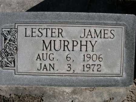 MURPHY, LESTER JAMES - Dawes County, Nebraska | LESTER JAMES MURPHY - Nebraska Gravestone Photos