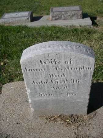 MURPHY, MARGARET - Dawes County, Nebraska   MARGARET MURPHY - Nebraska Gravestone Photos