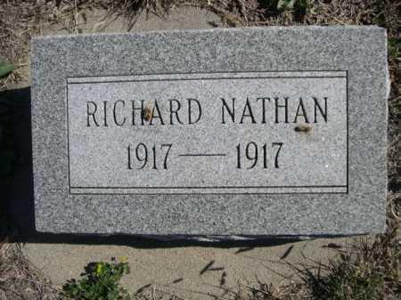 BRAOADHURST, RICHARD NATION - Dawes County, Nebraska | RICHARD NATION BRAOADHURST - Nebraska Gravestone Photos