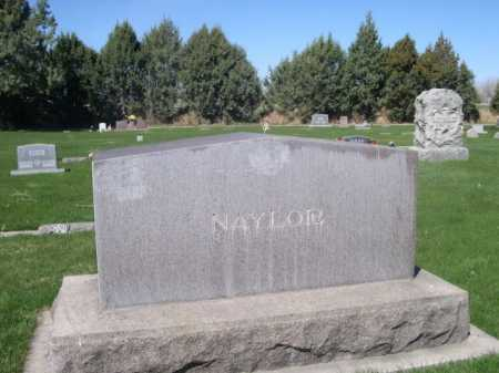NAYLOR, FAMILY - Dawes County, Nebraska | FAMILY NAYLOR - Nebraska Gravestone Photos
