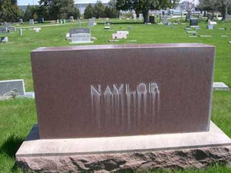 NAYLOR, FAMILY - Dawes County, Nebraska | FAMILY NAYLOR - Nebraska Gravestone Photos