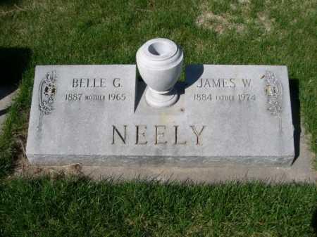 NEELY, BELLE G. - Dawes County, Nebraska | BELLE G. NEELY - Nebraska Gravestone Photos