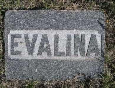 NELSON, EVALINA - Dawes County, Nebraska | EVALINA NELSON - Nebraska Gravestone Photos
