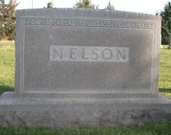 NELSON, FAMILY - Dawes County, Nebraska | FAMILY NELSON - Nebraska Gravestone Photos