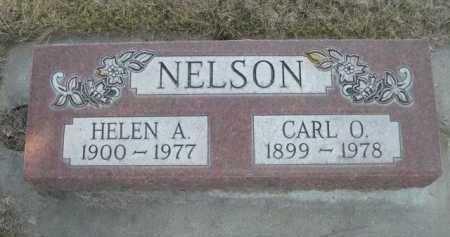 NELSON, CARL O. - Dawes County, Nebraska | CARL O. NELSON - Nebraska Gravestone Photos