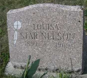 STAR NELSON, LOUISA - Dawes County, Nebraska | LOUISA STAR NELSON - Nebraska Gravestone Photos