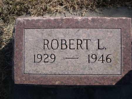 NELSON, ROBERT L. - Dawes County, Nebraska | ROBERT L. NELSON - Nebraska Gravestone Photos