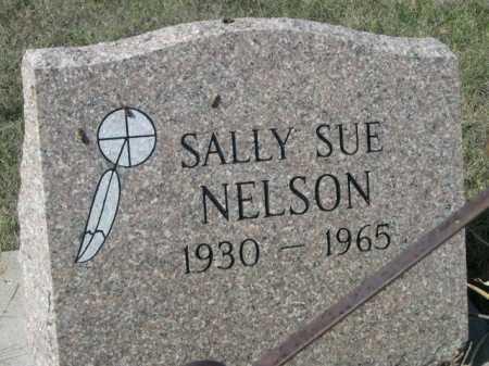 NELSON, SALLY SUE - Dawes County, Nebraska | SALLY SUE NELSON - Nebraska Gravestone Photos