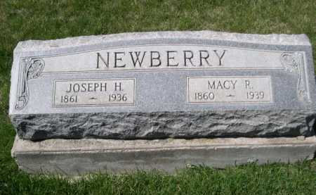 NEWBERRY, MACY R. - Dawes County, Nebraska | MACY R. NEWBERRY - Nebraska Gravestone Photos