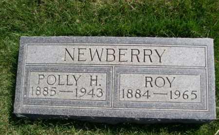 NEWBERRY, ROY - Dawes County, Nebraska | ROY NEWBERRY - Nebraska Gravestone Photos
