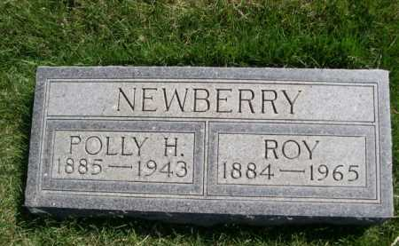 NEWBERRY, POLLY H. - Dawes County, Nebraska | POLLY H. NEWBERRY - Nebraska Gravestone Photos