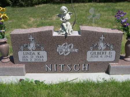 NITSCH, LINDA K. - Dawes County, Nebraska | LINDA K. NITSCH - Nebraska Gravestone Photos