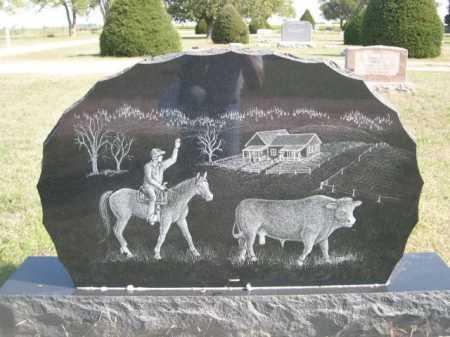 NORMAN, BEN & DIANE L. - Dawes County, Nebraska   BEN & DIANE L. NORMAN - Nebraska Gravestone Photos