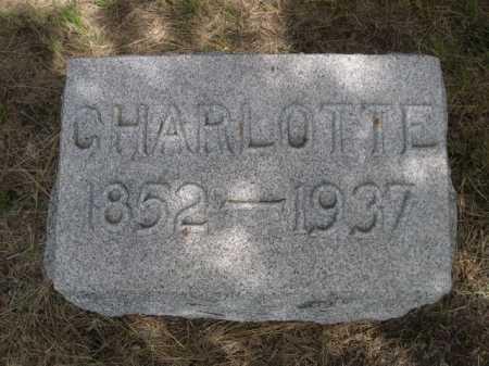 NORMAN, CHARLOTTE - Dawes County, Nebraska   CHARLOTTE NORMAN - Nebraska Gravestone Photos