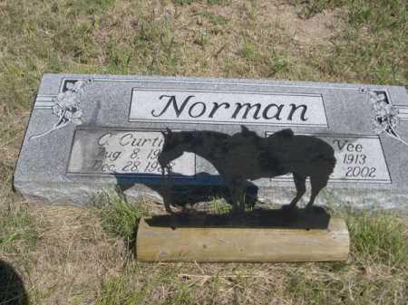 NORMAN, NINA V. - Dawes County, Nebraska | NINA V. NORMAN - Nebraska Gravestone Photos