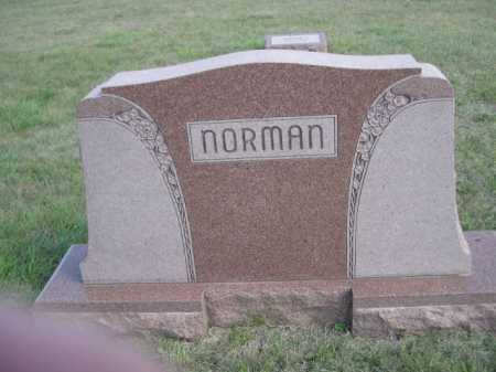 NORMAN, FAMILY - Dawes County, Nebraska | FAMILY NORMAN - Nebraska Gravestone Photos