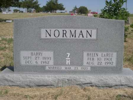 NORMAN, HARRY - Dawes County, Nebraska | HARRY NORMAN - Nebraska Gravestone Photos