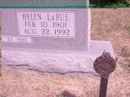 NORMAN, HELEN LARUE - Dawes County, Nebraska | HELEN LARUE NORMAN - Nebraska Gravestone Photos