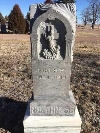NORTHNESS, NIELS P. - Dawes County, Nebraska | NIELS P. NORTHNESS - Nebraska Gravestone Photos