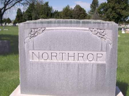 NORTHROP, FAMILY - Dawes County, Nebraska   FAMILY NORTHROP - Nebraska Gravestone Photos