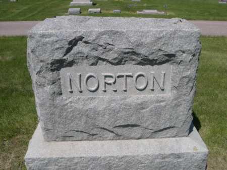 NORTON, FAMILY - Dawes County, Nebraska | FAMILY NORTON - Nebraska Gravestone Photos
