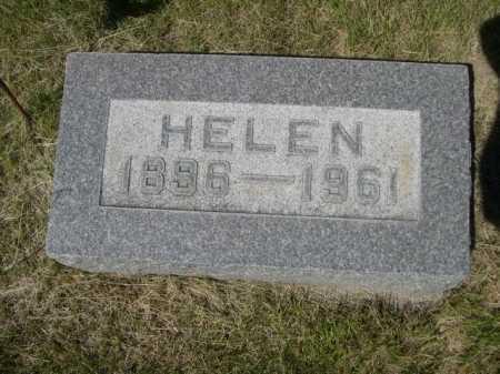 NORTON, HELEN - Dawes County, Nebraska   HELEN NORTON - Nebraska Gravestone Photos