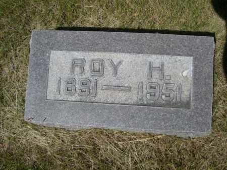 NORTON, ROY H. - Dawes County, Nebraska | ROY H. NORTON - Nebraska Gravestone Photos
