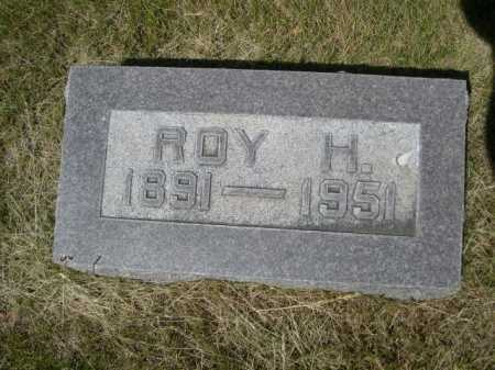 NORTON, ROY H. - Dawes County, Nebraska | ROY H. NORTON - Nebraska Gravestone Photos
