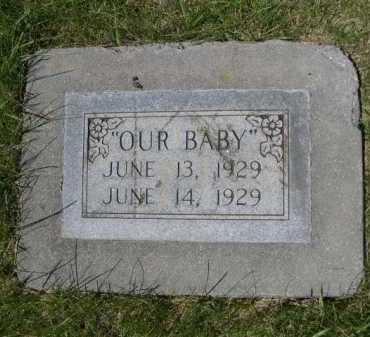 NOWLAN, OUR BABY - Dawes County, Nebraska   OUR BABY NOWLAN - Nebraska Gravestone Photos