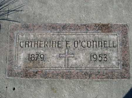 O'CONNELL, CATHERINE F. - Dawes County, Nebraska | CATHERINE F. O'CONNELL - Nebraska Gravestone Photos