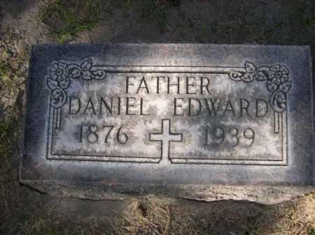 O'CONNELL, DANIEL EDWARD - Dawes County, Nebraska | DANIEL EDWARD O'CONNELL - Nebraska Gravestone Photos