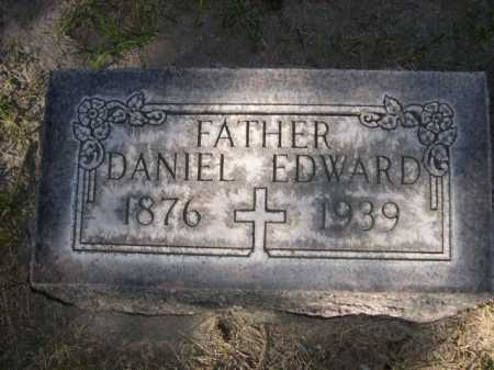 O'CONNELL, DANIEL EDWARD - Dawes County, Nebraska | DANIEL EDWARD O'CONNELL - Nebraska Gravestone Photos