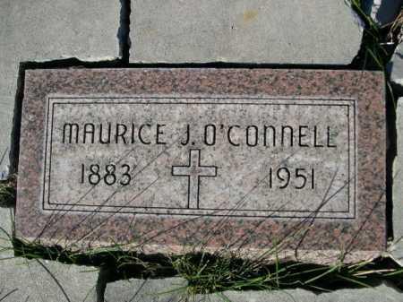 O'CONNELL, MAURICE J. - Dawes County, Nebraska | MAURICE J. O'CONNELL - Nebraska Gravestone Photos