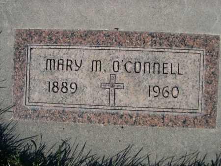 O'CONNELL, MARY M. - Dawes County, Nebraska   MARY M. O'CONNELL - Nebraska Gravestone Photos
