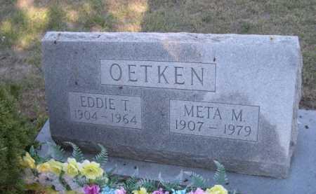 OETKEN, EDDIE T. - Dawes County, Nebraska | EDDIE T. OETKEN - Nebraska Gravestone Photos