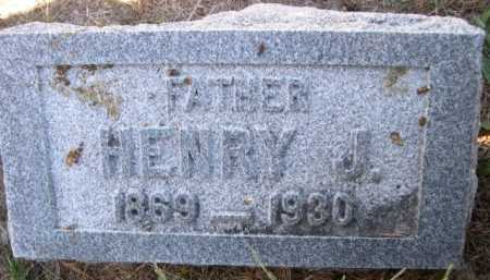 OETKEN, HENRY J. - Dawes County, Nebraska | HENRY J. OETKEN - Nebraska Gravestone Photos