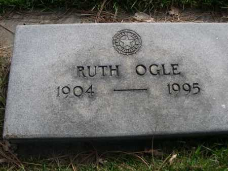 OGLE, RUTH - Dawes County, Nebraska | RUTH OGLE - Nebraska Gravestone Photos
