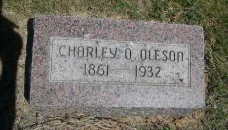 OLESON, CHARLEY O. - Dawes County, Nebraska | CHARLEY O. OLESON - Nebraska Gravestone Photos