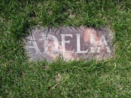 OLIN, ADELIA - Dawes County, Nebraska | ADELIA OLIN - Nebraska Gravestone Photos