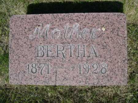 ONEIL, BERTHA - Dawes County, Nebraska | BERTHA ONEIL - Nebraska Gravestone Photos