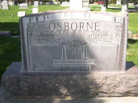 OSBORNE, ROBERT S. - Dawes County, Nebraska | ROBERT S. OSBORNE - Nebraska Gravestone Photos