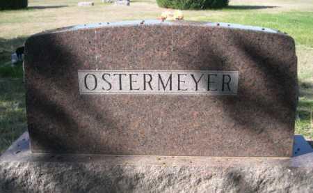 OSTERMEYER, FAMILY - Dawes County, Nebraska | FAMILY OSTERMEYER - Nebraska Gravestone Photos