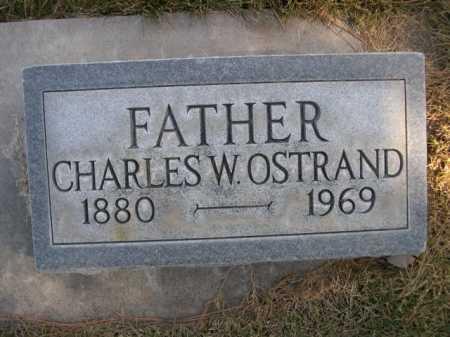 OSTRAND, CHARLES W. - Dawes County, Nebraska | CHARLES W. OSTRAND - Nebraska Gravestone Photos
