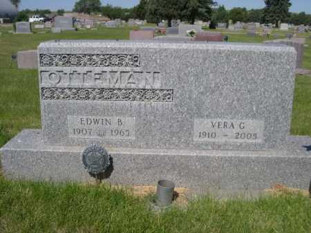 OTTEMAN, VERA G. - Dawes County, Nebraska | VERA G. OTTEMAN - Nebraska Gravestone Photos