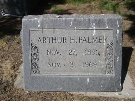 PALMER, ARTHUR H. - Dawes County, Nebraska | ARTHUR H. PALMER - Nebraska Gravestone Photos