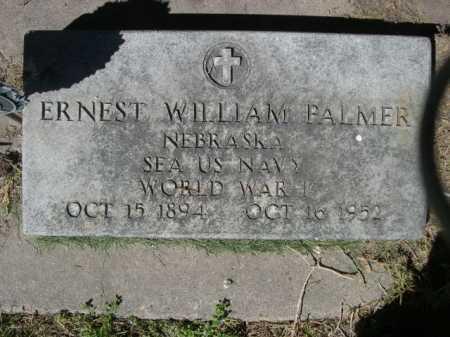 PALMER, ERNEST WILLIAM - Dawes County, Nebraska | ERNEST WILLIAM PALMER - Nebraska Gravestone Photos