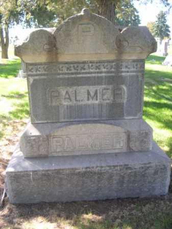 PALMER, FAMILY - Dawes County, Nebraska   FAMILY PALMER - Nebraska Gravestone Photos